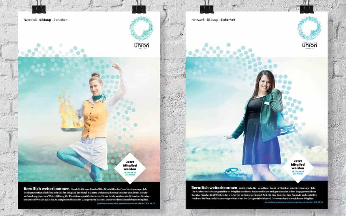 corporate design projekt HGU