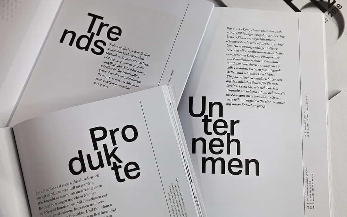 Innenseiten-Magazin